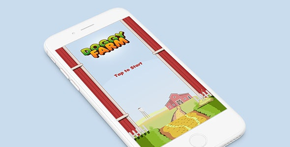 DOGGY FARM BUILDBOX PROJECT WITH ADMOB - CodeCanyon Item for Sale