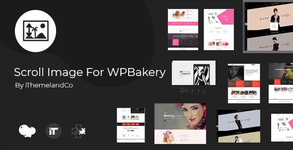 Scroll Image For WPBakery Page Builder (Visual Composer) - CodeCanyon Item for Sale
