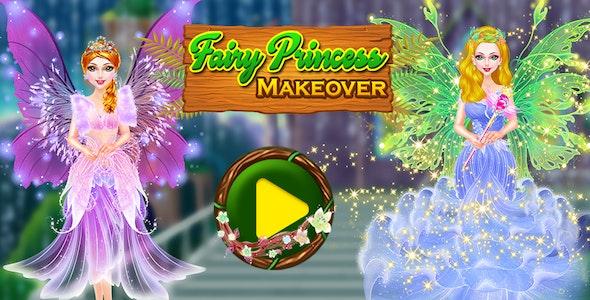 Royal Fairy Princess Magical Beauty Makeup Salon - Android Studio - CodeCanyon Item for Sale