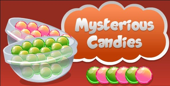 Mysterious Candies!