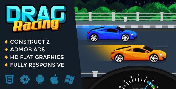 Drag Racing by artheads | CodeCanyon
