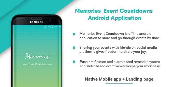 Make A Reminder App With Mobile App Templates from CodeCanyon