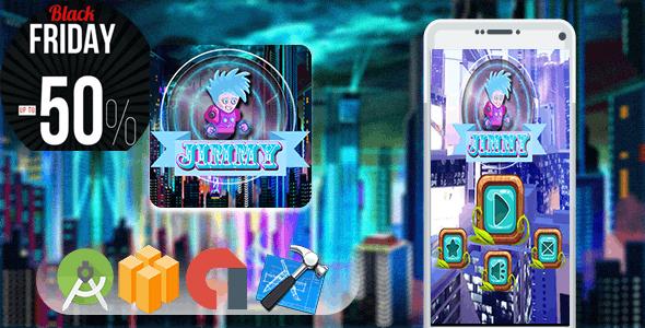 Jimmy Future City - Game Adventure