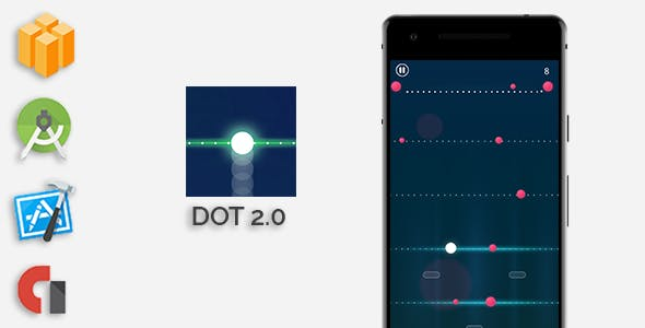 Dot 2.0 - Buildbox Template