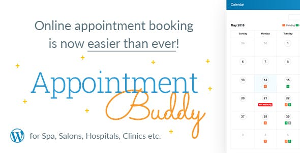 Appointment Buddy - Online Appointment Booking WP Plugin