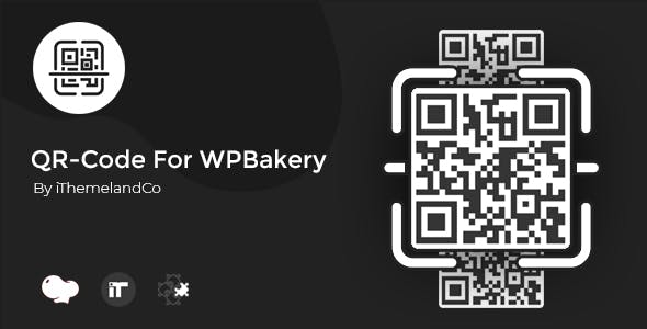 QR Code For WPBakery Page Builder (Visual Composer)