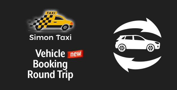 Simontaxi - Vehicle Booking Round Trip Plugin - CodeCanyon Item for Sale