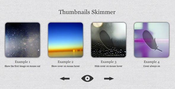 Thumbnails Skimmer