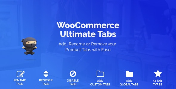 WooCommerce Tabs - Ultimate Custom Product Tabs - CodeCanyon Item for Sale