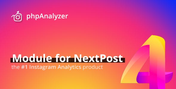 phpAnalyzer for NextPost - Professional Instagram Statistics & Analytics