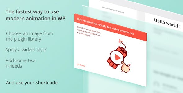 Motion Design Plugins, Code & Script from CodeCanyon