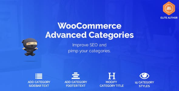 WooCommerce SEO & Categories