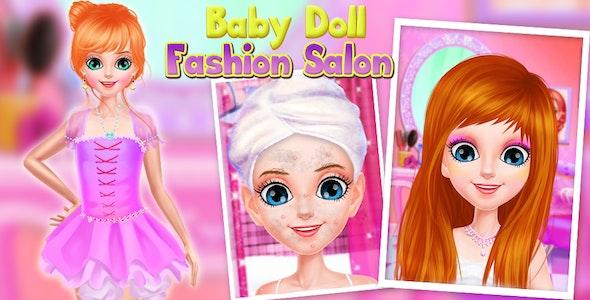 Little Princess Salon - CodeCanyon Item for Sale