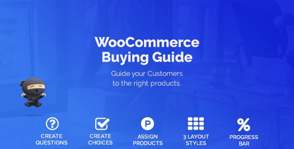 WooCommerce Guided Selling & Product Advisor - CodeCanyon Item for Sale
