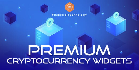 Premium Cryptocurrency Widgets | JavaScript Crypto Plugin
