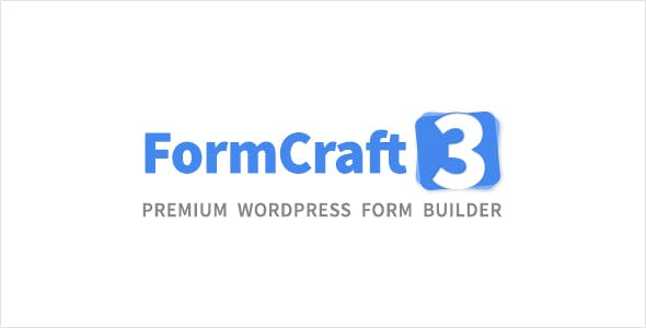FormCraft - Premium WordPress Form Builder        Nulled