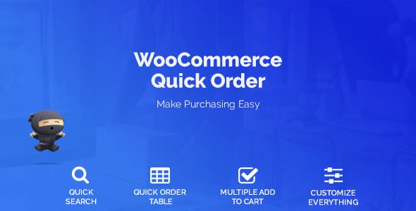 WooCommerce B2B Quick Order by welaunch