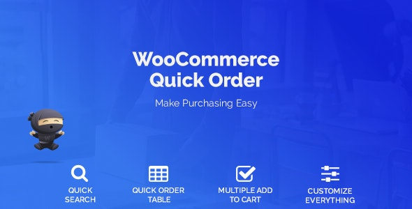 WooCommerce B2B Quick Order - CodeCanyon Item for Sale