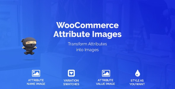 WooCommerce Attribute Images & Variation Swatches - CodeCanyon Item for Sale