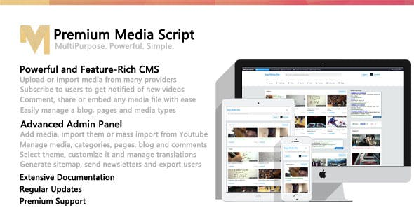 Premium Media Script