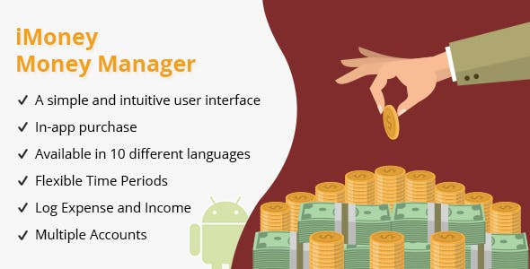 iMoney : Money Manager - Android