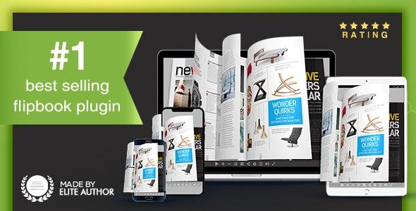 Real3D FlipBook WordPress Plugin by creativeinteractivemedia