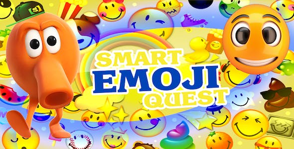 Smart Emoji's Quest Hidden Objects Game