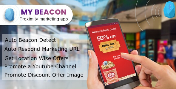 MY Beacon - Proximity marketing App - CodeCanyon Item for Sale