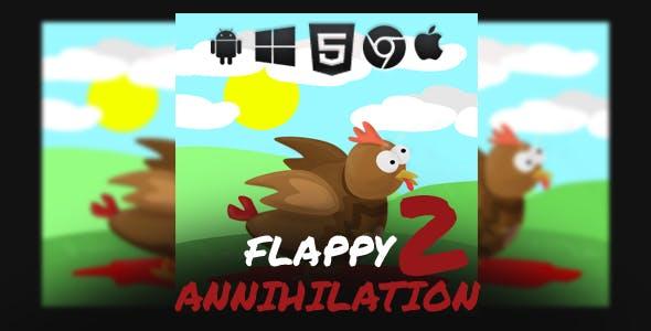Flappy Annihilation 2 | Construct 2