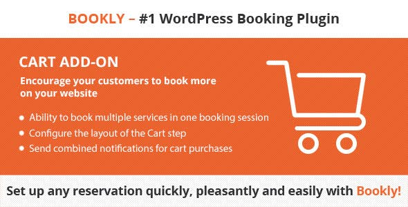 Bookly Cart (Add-on)