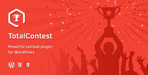 TotalContest Pro - Responsive WordPress Contest Plugin