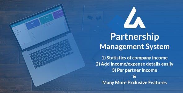 Partnership Management System