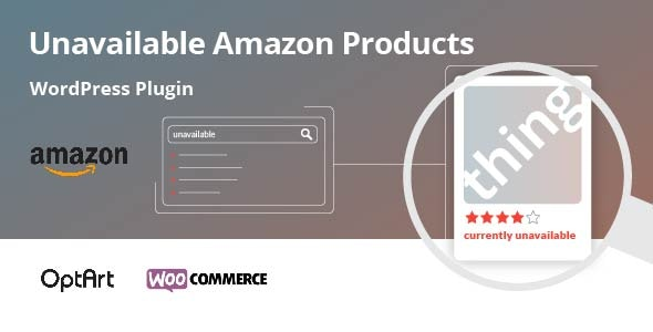 Unavailable Amazon Associates Products Detector - CodeCanyon Item for Sale