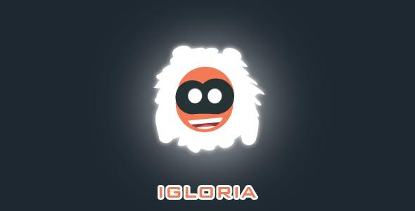 IGLORIA - HTML5 - AdMob - Capx