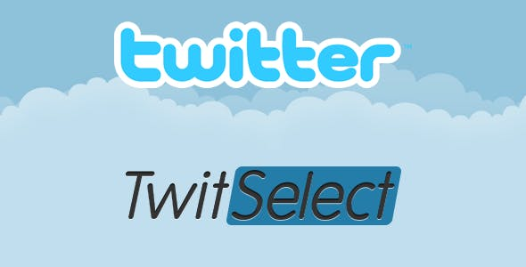 PHP TwitSelect