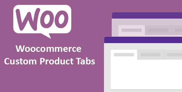 Woocommerce custom product tabs