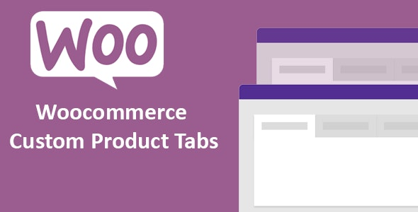 Woocommerce custom product tabs - CodeCanyon Item for Sale
