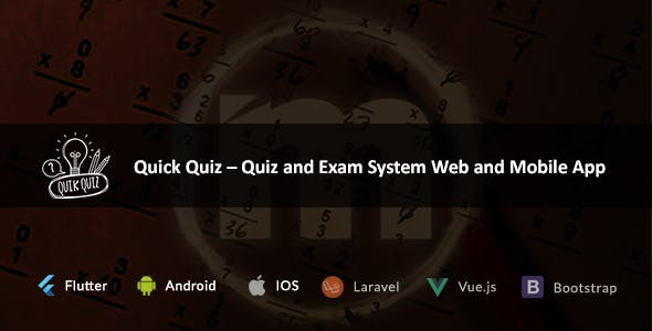 Quick Quiz – Quiz and Exam System Web and Mobile App
