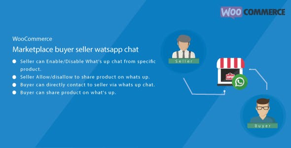 WooCommerce Multi Multivendor Marketplace Whats App Chat