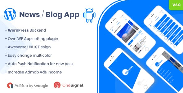 6 Best Create an App with Mobile App Templates  for July 2019