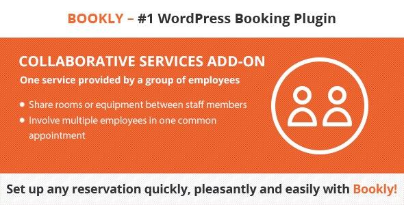 Bookly Collaborative Services (Add-on) v2.5