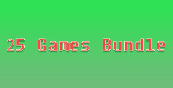 25 Games Bundle