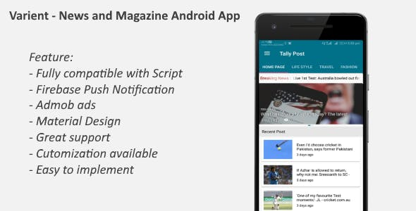 Make A Native Script App With Mobile App Templates