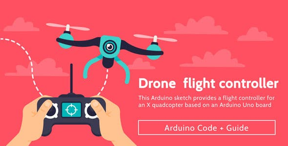 ArduiDrone - Arduino code for Drones (Quadcopter)