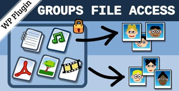 Groups File Access WordPress Plugin - CodeCanyon Item for Sale