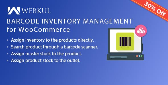 Inventory Barcode Plugins, Code & Scripts from CodeCanyon