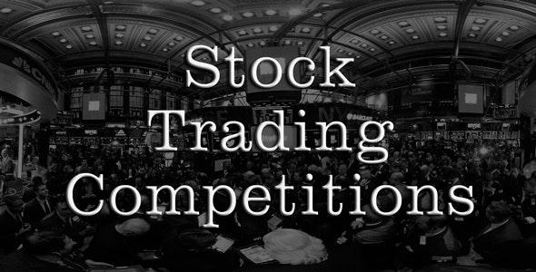 Stock Trading Competitions   Fantasy Trading Laravel Web App