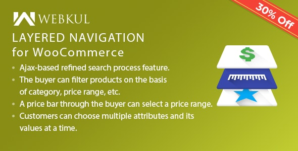 Category and Product Filter Plugin for WooCommerce - CodeCanyon Item for Sale