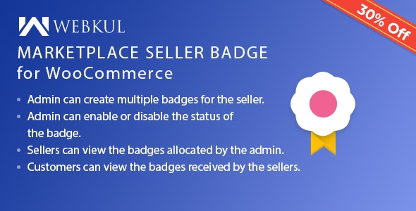Marketplace Multi Merchant Badge Plugin for WooCommerce - CodeCanyon Item for Sale