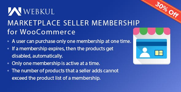 Multi Vendor Marketplace Membership for WooCommerce
